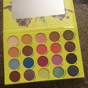 BH Cosmetics Color Festival Eyeshadow Palette